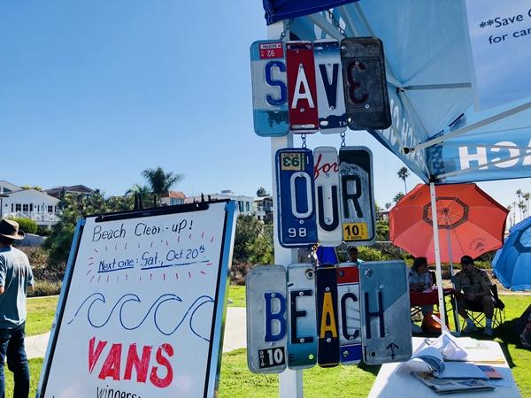 Save Our Beach Celebrates its Twentieth Anniversary This Month